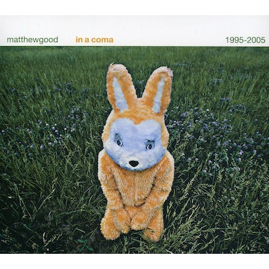 Matthew Good IN A COMA: 1995-2005 CD