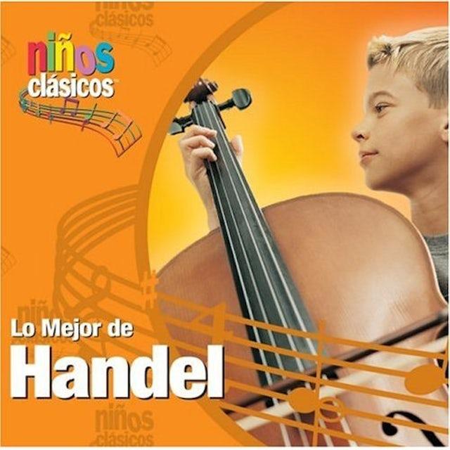 MEJOR DE HANDEL CD
