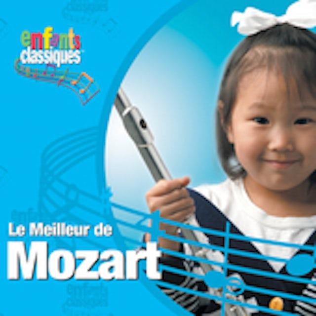 MEILLEUR DE MOZART CD