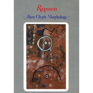 Rapoon ALIEN GLYPH MORPHOLOGY DVD