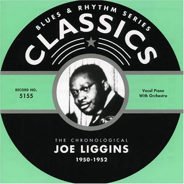 Joe Liggins 1950-1952 CD