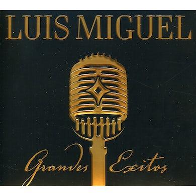 Luis Miguel GRANDES EXITOS CD