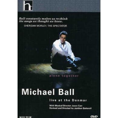 ALONE TOGETHER: LIVE AT THE DONMAR DVD