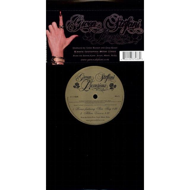 Gwen Stefani LUXURIOUS (X4) Vinyl Record