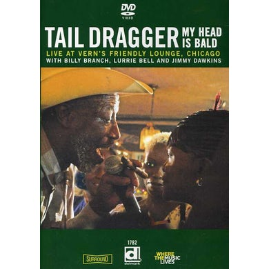MY HEAD IS BALD: LIVE AT VERN'S FRIENDLY LOUNGE DVD