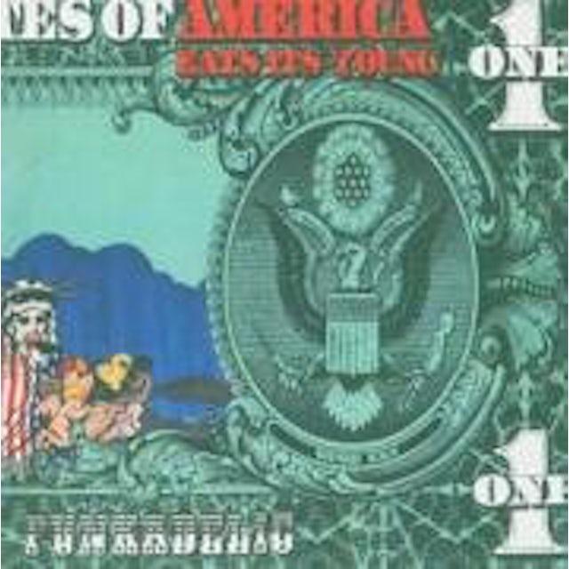 Funkadelic AMERICA EATS IT'S YOUNG CD
