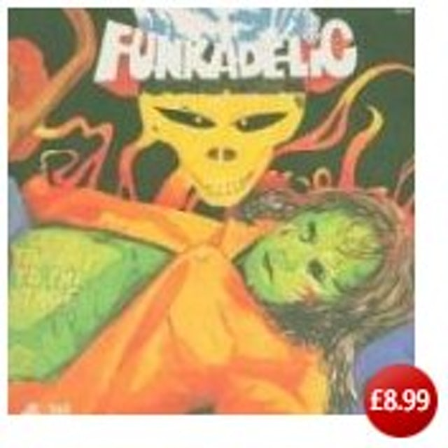 Funkadelic LET'S TAKE IT TO THE STAGE CD