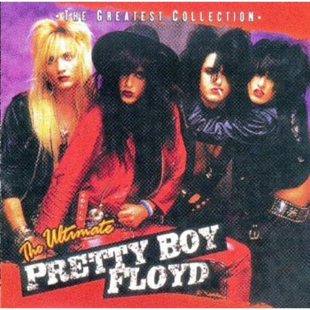 Pretty Boy Floyd ULTIMATE CD