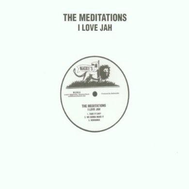 Meditations I LOVE JAH CD