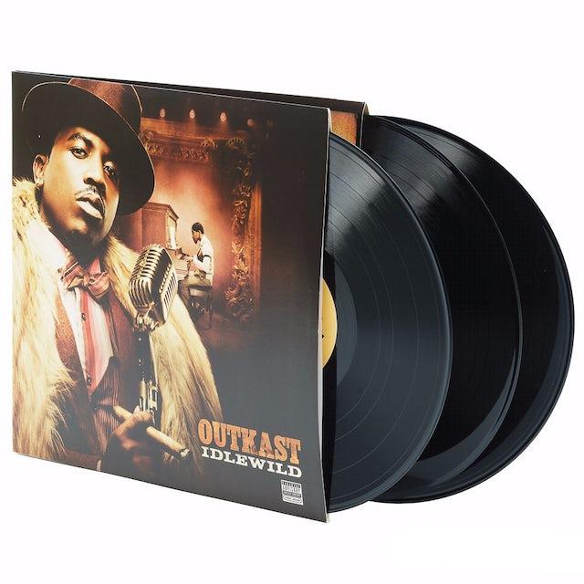 Outkast IDLEWILD Vinyl Record