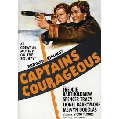 CAPTAINS COURAGEOUS (1937) DVD