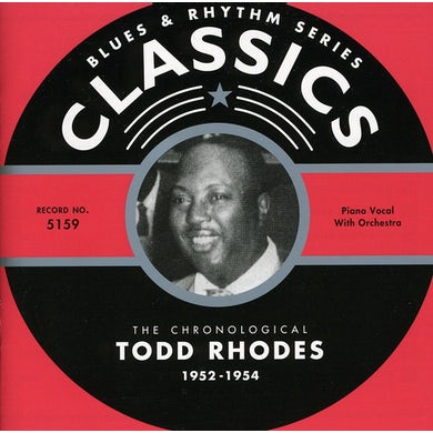 1952-1954 CD
