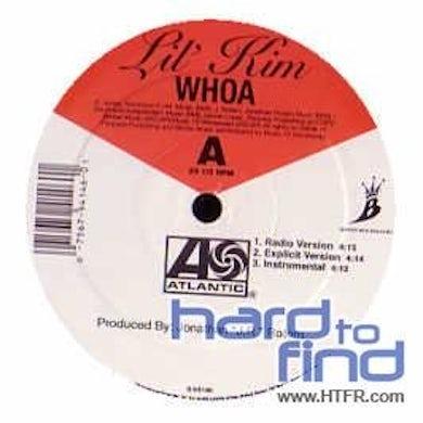 Lil Kim WHOA Vinyl Record