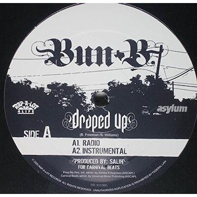 Bun B DRAPED UP Vinyl Record