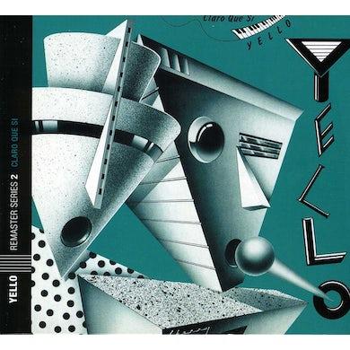 Yello CLARO QUE SI CD