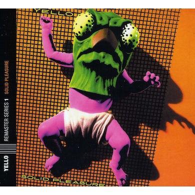 Yello SOLID PLEASURE CD