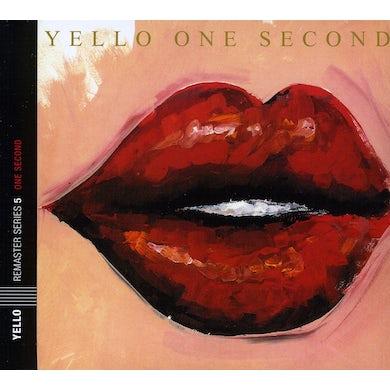 Yello ONE SECOND CD