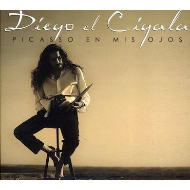 Diego El Cigala PICASSO EN MIS OJOS CD