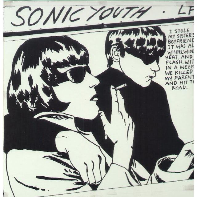 Sonic Youth GOO Vinyl Record