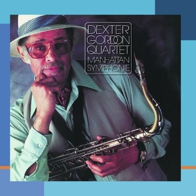 Dexter Gordon MANHATTAN SYMPHONIE CD