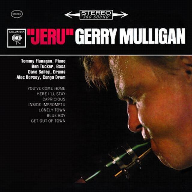 Gerry Mulligan JERU CD
