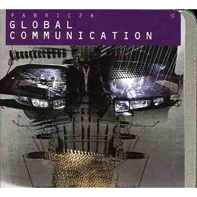 Global Communication Fabric 26 Cd