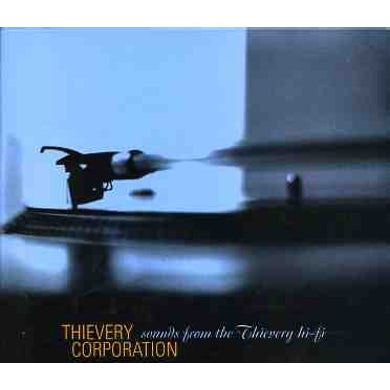 Thievery Corporation SOUNDS FROM THE THIEVERY HI-FI CD