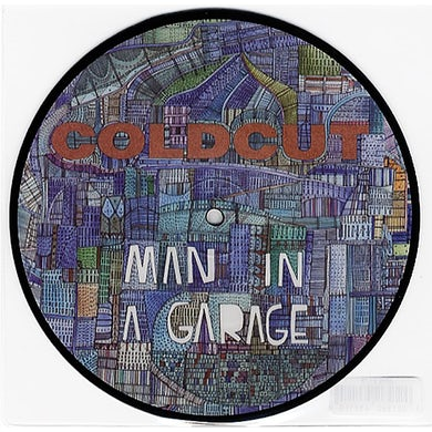 Coldcut MAN IN A GARAGE Vinyl Record