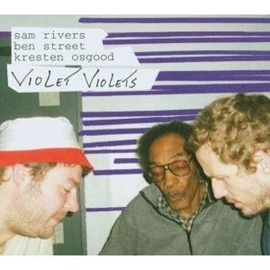 Sam Rivers VIOLET VIOLETS CD