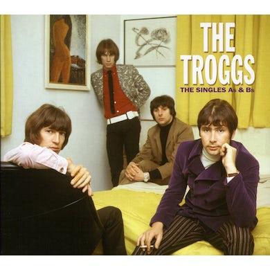 Troggs SINGLES A'S & B'S CD