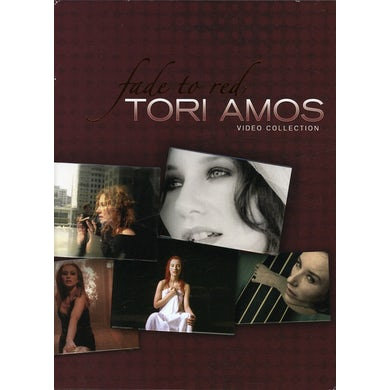 Tori Amos VIDEO COLLECTION: FADE TO RED DVD