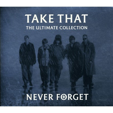 Take That NEVER FORGET: THE ULTIMATE COLLECTION CD