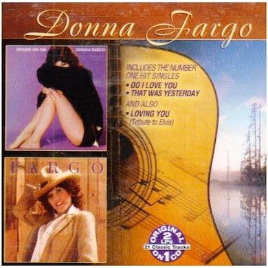 Donna Fargo SHAME ON ME / FARGO CD