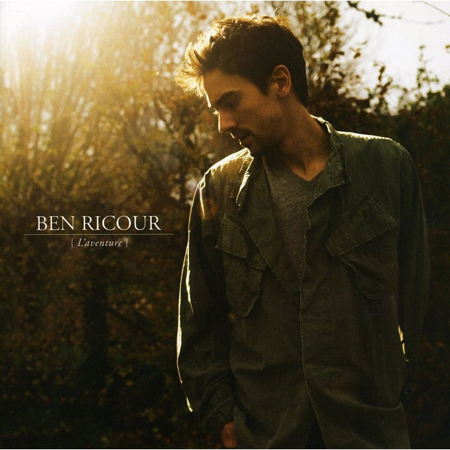 Ben Ricour L'AVENTURE CD