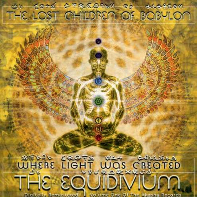 Lost Children of Babylon WHERE LIGHT WAS CREATED: EQUIDIVIUM CD