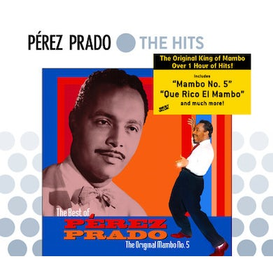 BEST OF PEREZ PRADO: THE ORIGINAL MAMBO #5 CD