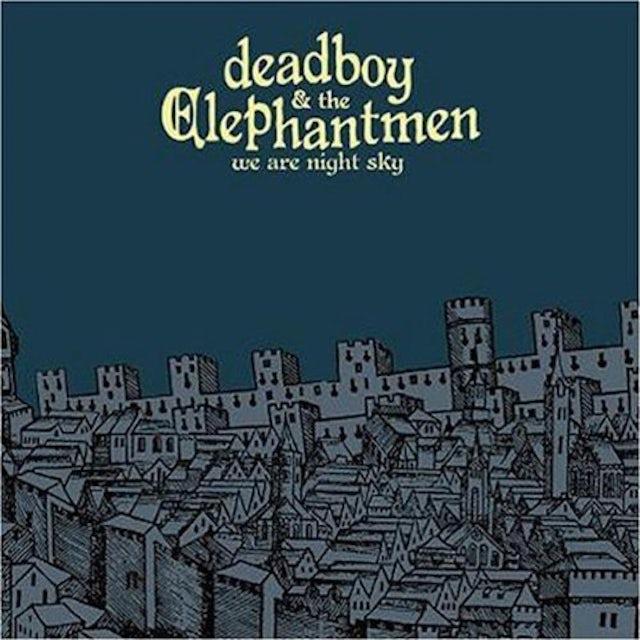 DEADBOY & ELEPHANTMEN WE ARE NIGHT SKY CD