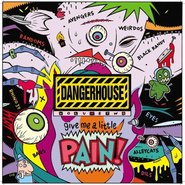 Dangerhouse 2 / Various Vinyl Record