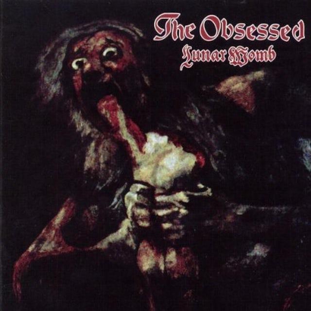 Obsessed LUNAR WOMB CD