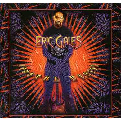 Eric Gales CRYSTAL VISION CD