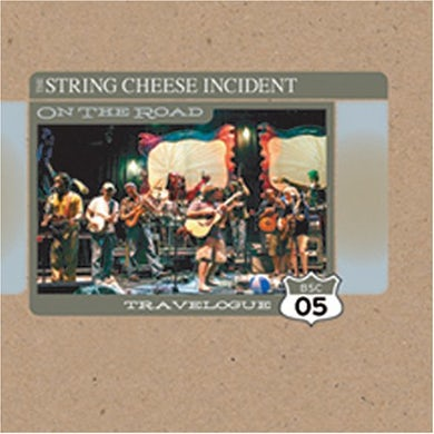 String Cheese Incident ON THE ROAD: BIG SUMMER CLASSIC 2005 CD