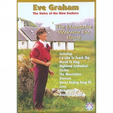 Eve Graham MOUNTAINS WELCOME ME HOME DVD