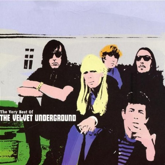 The Velvet Underground VERY BEST OF CD