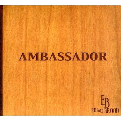 Elliott Brood AMBASSADOR CD