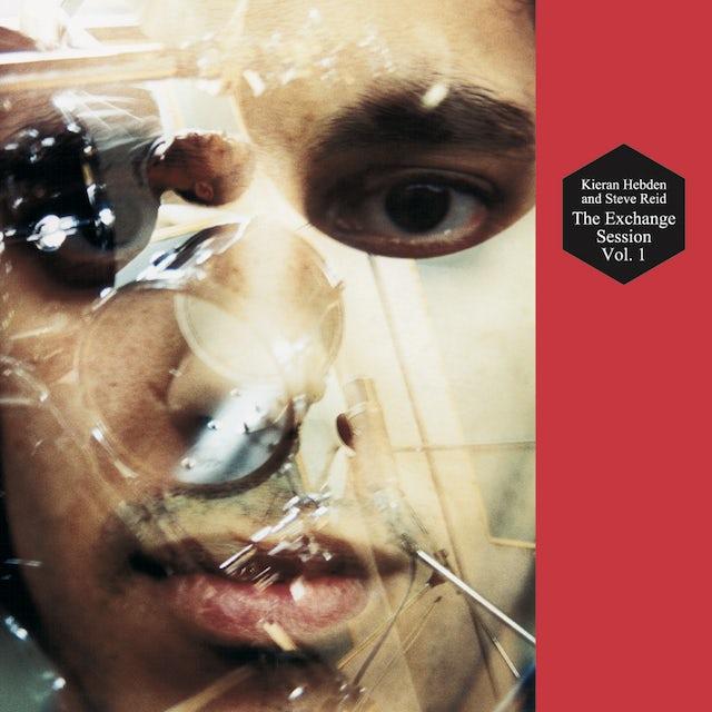 Kieran Hebden & Steve Reid EXCHANGE SESSION 1 Vinyl Record