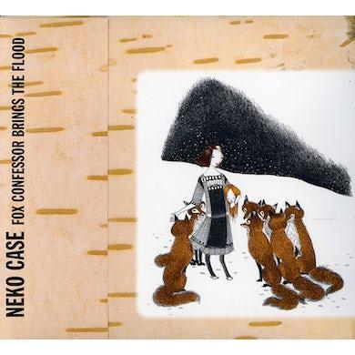Neko Case FOX CONFESSOR BRINGS THE FLOOD CD