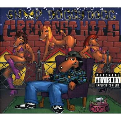 Snoop Dogg DEATH ROW'S GREATEST HITS CD