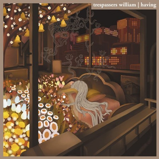 Trespassers William HAVING CD