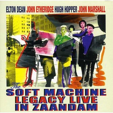 Soft Machine LEGACY LIVE IN ZAANDAM CD