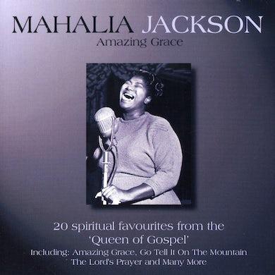 Mahalia Jackson AMAZING GRACE CD